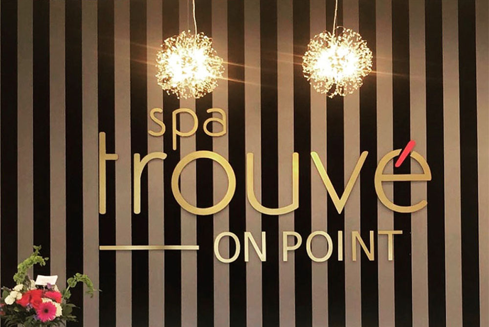 Spa Trouvé on Pointe – The newest Medical Spa in Draper, Utah!