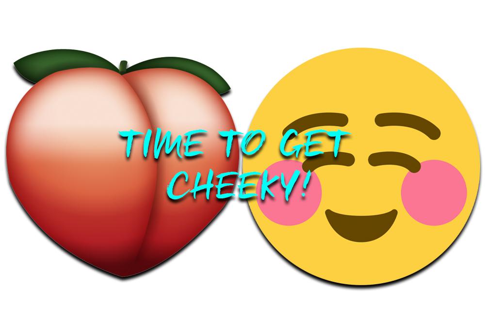 We love ALL cheeks!
