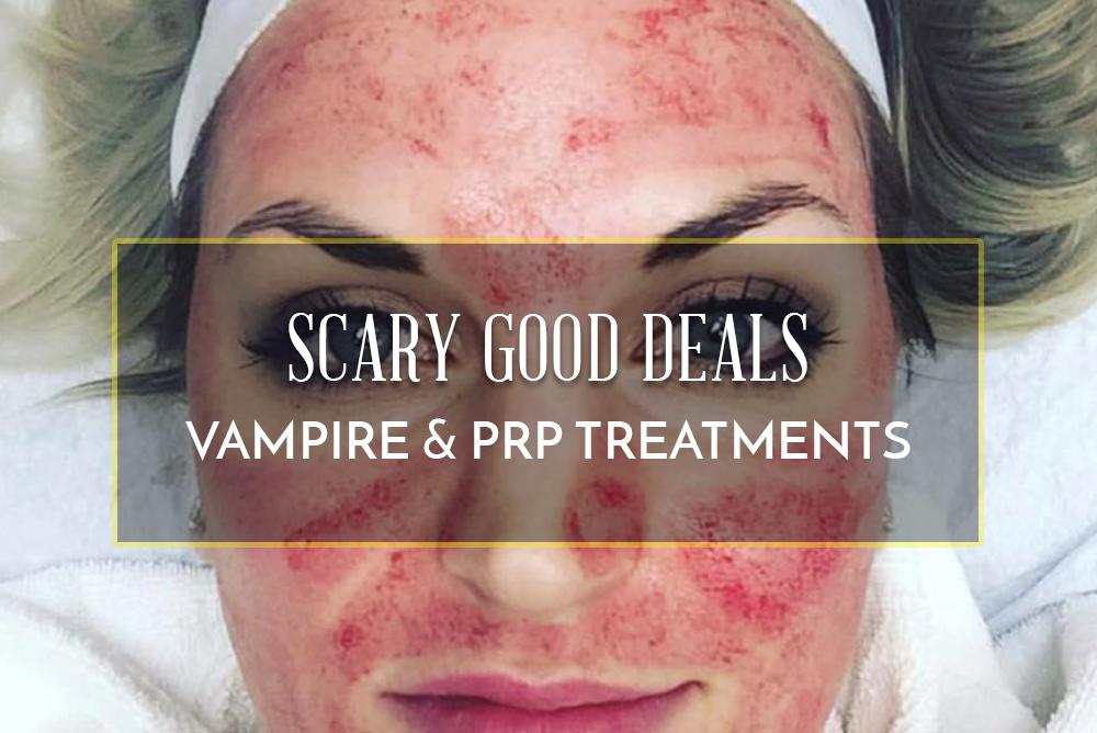 Scary Good Vampire Deals!