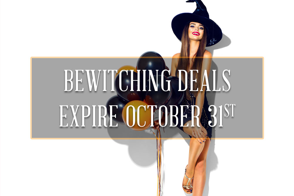 Bewitching Deals at Spa Trouvé